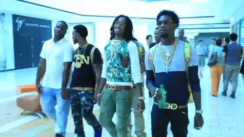 Migos Take LA with Soulja Boy