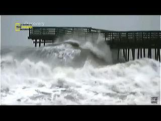 CURIOSITY OURAGAN SANDY PART1