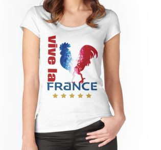 T-shirt Coq gaulois