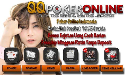 Bandar Judi Poker Online Uang Asli DKI Jakarta Terpercaya