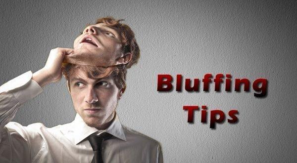 Belajar Tehnik Bluffing Dalam Bermain Poker Online