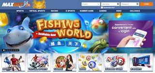Cara Menang Judi Online: Fishing World Tembak Ikan Uang Asli Online MAXBET Terbaru
