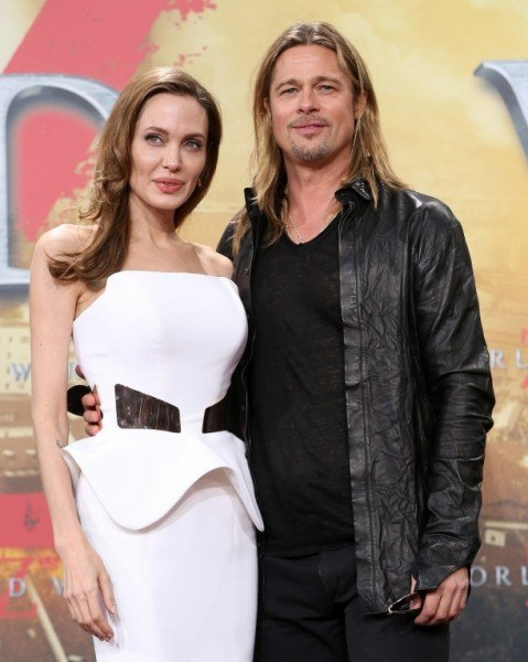 Brad Pitt World War Z Jacket Premiere