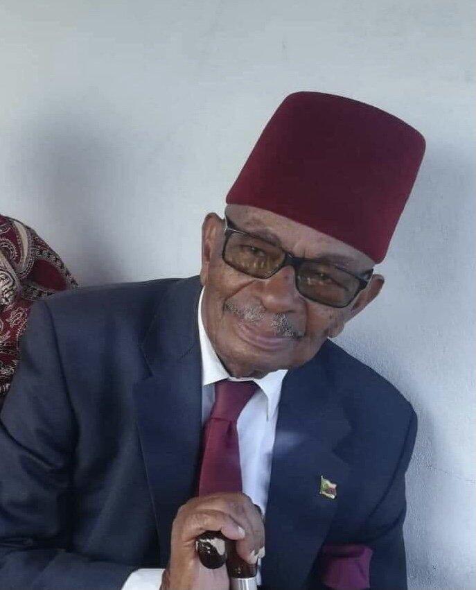 Saïd Hassane Saïd Hachim est décédé à l'âge de 88 ans | | Comores Infos