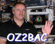 OZ2BAC Callsign Page