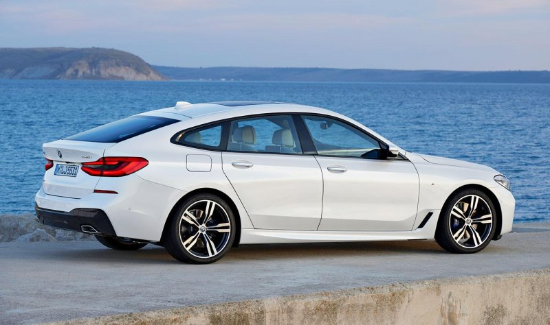 Meet and greet the 2018 BMW 6 series Gran Turismo