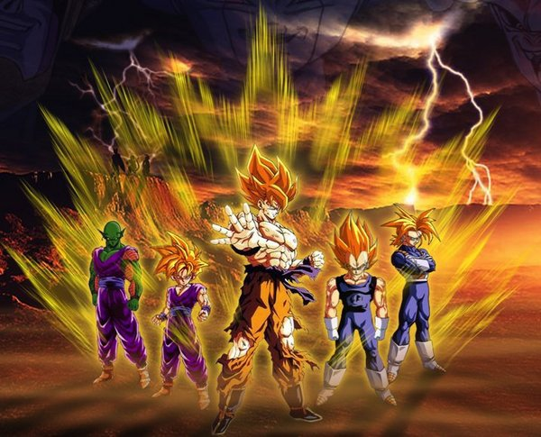 Dragon Ball Z en streaming - Episode 001  - DpStream