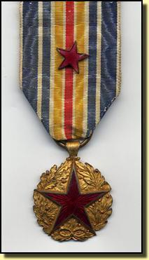 France - Medaille des blessés