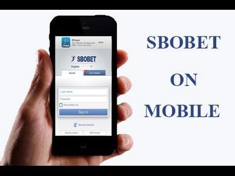 Link Sbobet Mobile Terpercaya