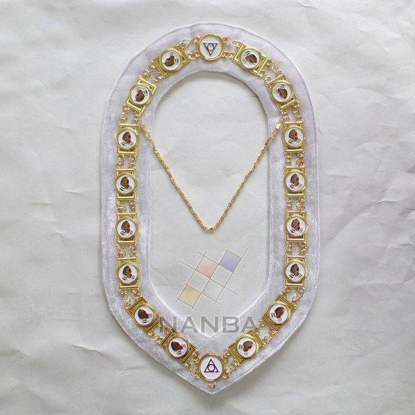 Masonic Chain Collar Daughter of ISIS