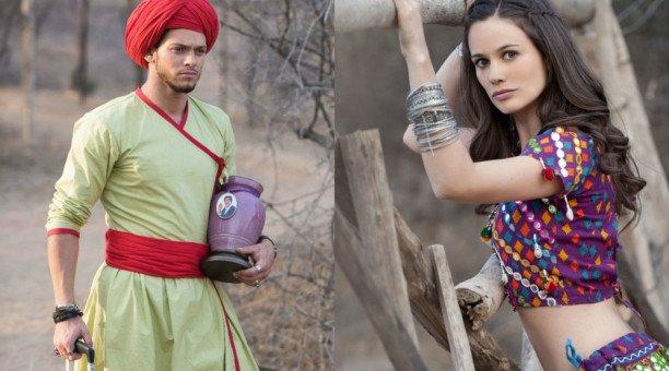 Coup de foudre à Jaipur (TF1) : Lucie Lucas et Rayane Bensetti racontent le tournage de leur comédie romantique en Inde