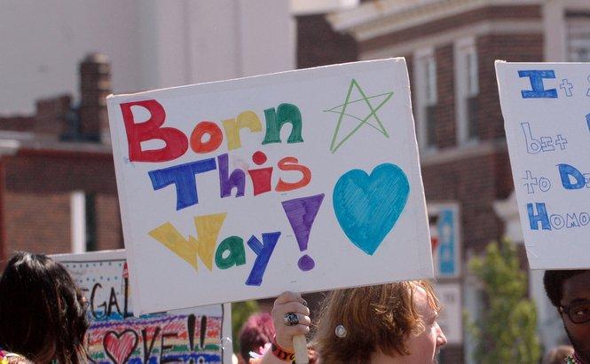 Faut-il en finir avec l'idée du «born this way»? [New Scientist]