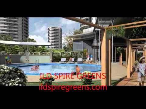 ILD Spire Greens in Sector 37C Gurgaon, ILD group, Residential project in Sector 37C Gurgaon
