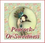 le blog de Peacock-or-sweetness