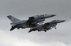 Deux F16 franchissent le mur du son au-dessus de la province de Liège