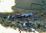 Pérou: un bus s'écrase dans un ravin