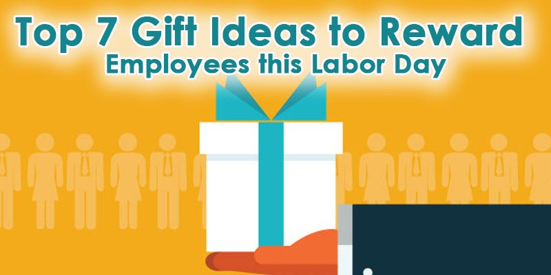 Gift Ideas to Appreciate Employees on Labor Day