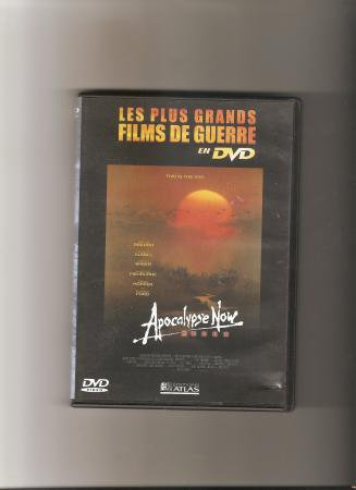 DVD APOCALYPSE NOW - Nord, Nord-Pas-de-Calais - Chezmatante.fr