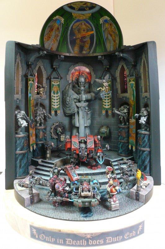 Forums / Peinture / Nouveau dio : 'The Imperium at War' - Mini Créateurs