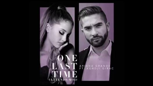 Kendji ft Ariana Grande - One Last Time (Attends-Moi)