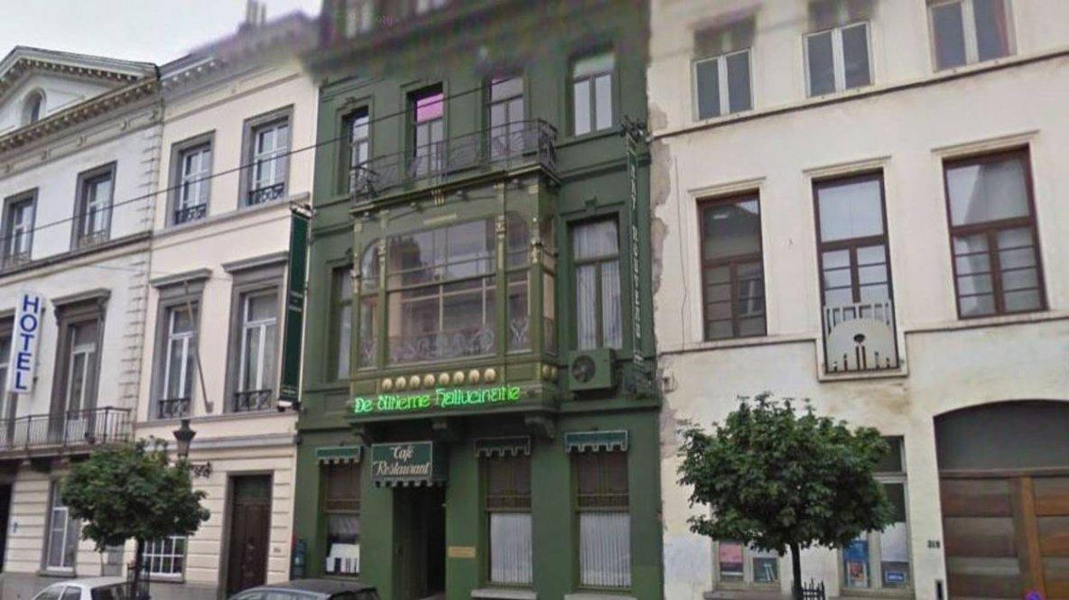 """Le restaurant bruxellois """"De Ultime Hallucinatie"""" est déclaré en faillite"""