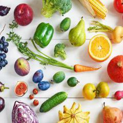 Plusieurs carences en vitamines chez les 65 ans et plus