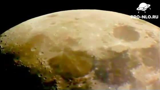 Un étrange objet volant survole la Lune et déchaîne le buzz sur Internet