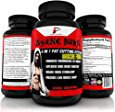 Amazon.com: Insane Burn Fat Burner: Muscle Preserving Thermogenic Fat Burner Supplement for Men; Increase Weight Loss, Energy, Metablolism, and Mental Focus, 60 Capsules: Health & Personal Care
