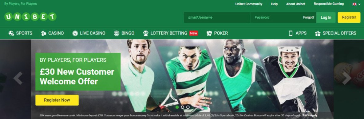 Play Best New Online Bingo Games at Unibet!