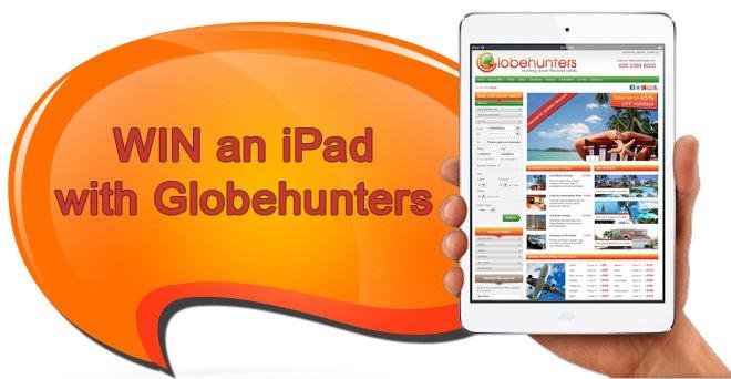 Win An iPad with Globehunters
