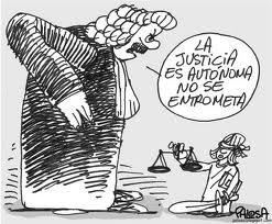 TEMAS ILUSTRATIVOS, CURIOSOS E INSÓLITOS - LO INSÓLITO Y EXABRUPTO DE ALGUNOS JUECES