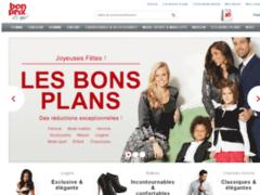 Bonprix.fr : VPC d'articles de mode femme, homme, enfant, lingerie, maison...