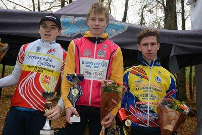 Article Normandie Cyclisme avec (Esteban FOUCHER)