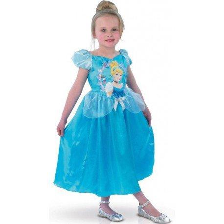 Déguisement Cendrillon Disney fille : Déguisement Cendrillon enfant