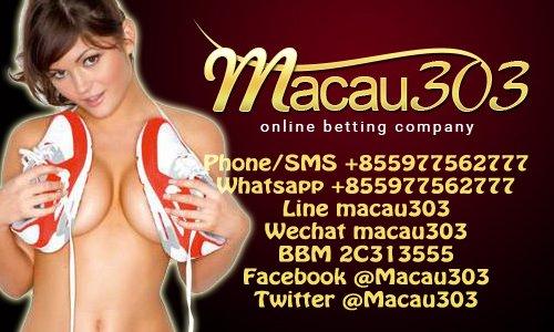 Situs Judi Bola Online IDNSPORTS Macau303 Smartphone Terpercaya