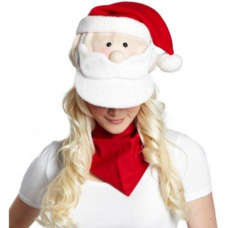 Chapeau de Père Noël adulte : achat Chapeau de Noël