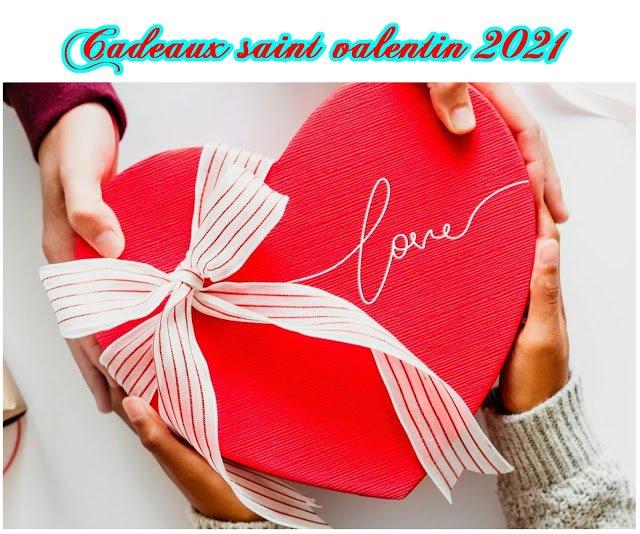 Cadeau Saint-Valentin 2021 pour elle ou lui sur internet en France - Coupon France