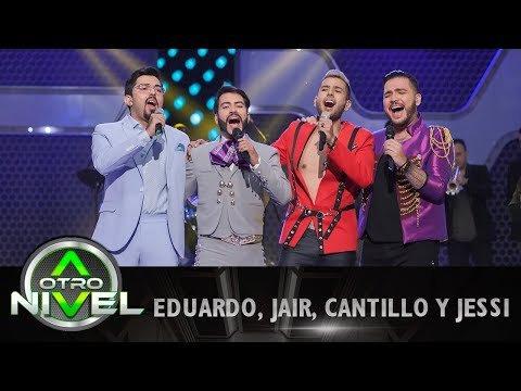 'Vivir mi vida' - Cantillo, Eduardo Escolar, Jair Santrich, Jessi Uribe