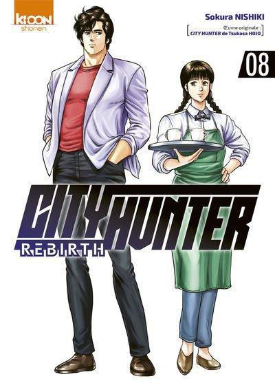 City-Hunter Rebirth / Nikky Larson Sokura Nishiki