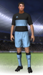 Venez voir mon avatar EA SPORTS Game Face 3D!