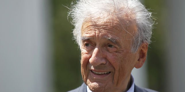 Elie Wiesel, militant de la mémoire est décédé