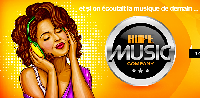 HOPE MUSIC compositeurs de demain