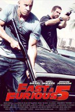 Fast And Furious 5 en streaming.