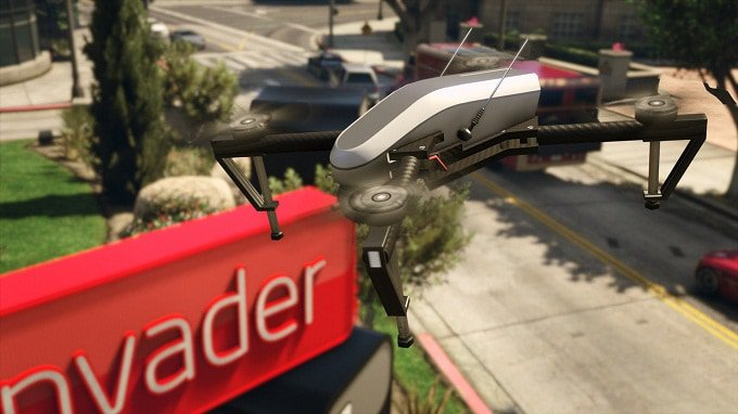 GTA Online: The Black Madonna, le Terrorbyte, l'Oppressor MK II maintenant disponibles | Kazyoo.com Jeux Video news