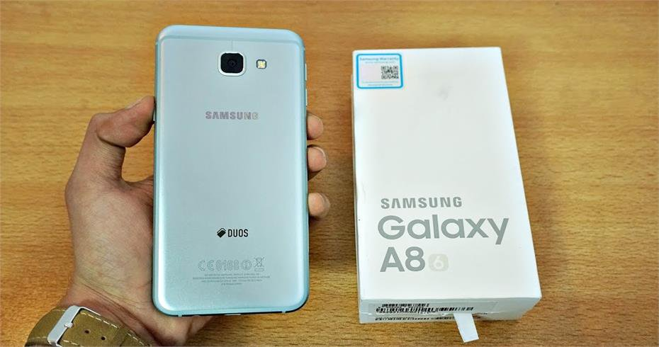Comparative: what is the Samsung Galaxy A8 worth against the competition?