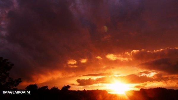 Quand le soleil décline *