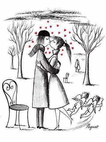C' est la Saint Valentin