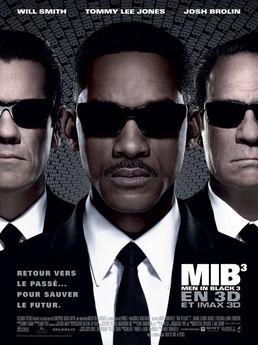 Men In Black III en streaming