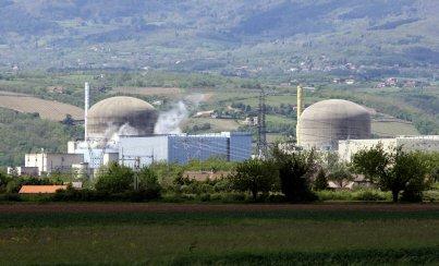 Un ordinateur contenant des plans de la centrale nucléaire volé