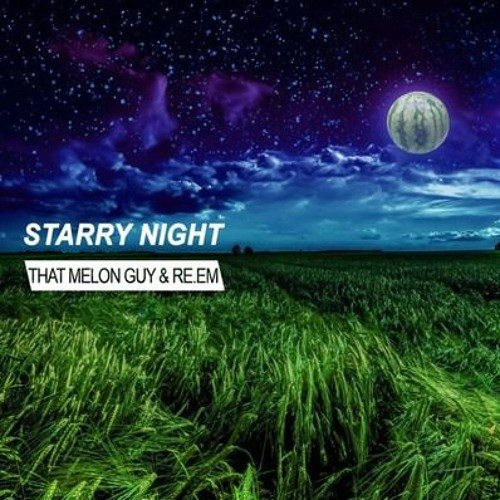 That Melon Guy & Re.Em - Starry Night (Edit ITMPROD Remix By Arms - B )